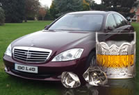 How to add origianl Mercedes cup holders to your S Class @ www.jamesandtracy.co.uk